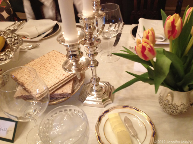 iPassover | food for thought to add relevance and meaning to your seder